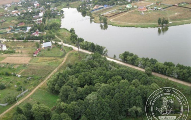русская рыбалка чеховский